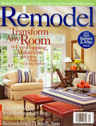 Better Homes and Gardens Remodel Magazine